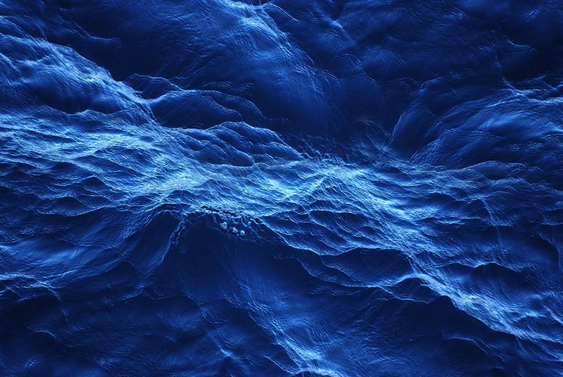 문진우 <Deep Blue #15>