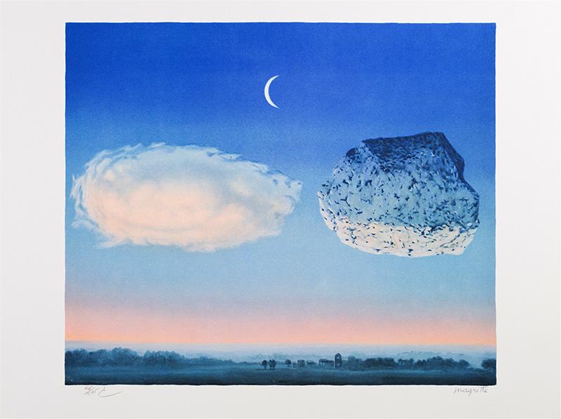Rene Magritte 아르곤의 전쟁(La Bataille de I'Argonne)